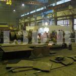 Цех металлоконструкций :: Цех, производящий сборку и сварку крупных металлических конструкций