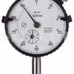 Измерительная головка :: Измерительный прибор с рычажной передачей, циферблатом и стрелкой