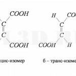 Изомерия :: Явление, преимущественно в органической химии, заключающееся в существовании соединений одинаковых по составу и молекулярной массе, но отличающихся по строению и расположению атомов в пространстве, что приводит к различным физико-химическим свойствам.