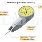 Рычажно-зубчатый индикатор :: Применяется для контроля концентричности вала, концентричности втулки, центрирование отверстий, нивелировки плоскости, контроля параллельности.